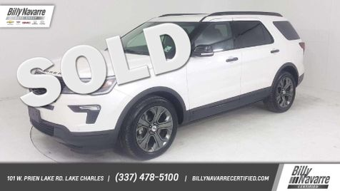 2018 Ford Explorer Sport in Lake Charles, Louisiana