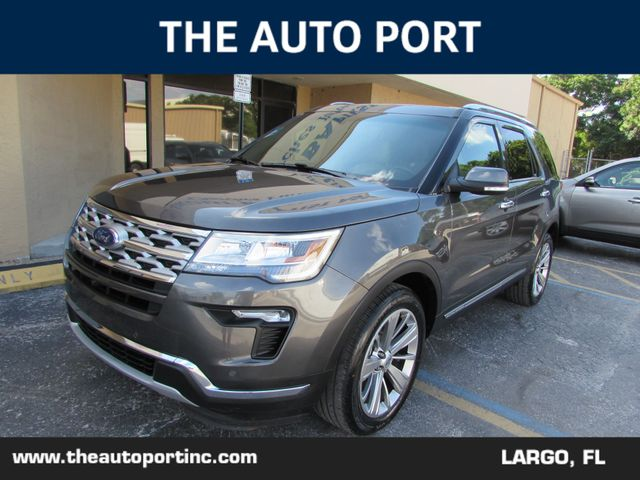 2018 Ford Explorer Limited W/NAVI in Largo, Florida 33773