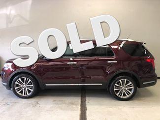 2018 Ford Explorer Platinum 4WD in Layton, Utah 84041