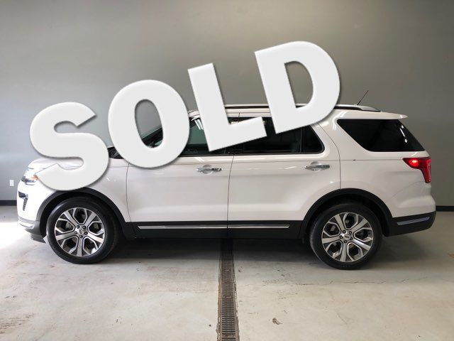 2018 Ford Explorer Platinum in Layton, Utah 84041