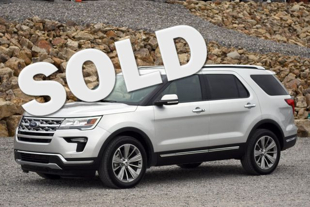 2018 Ford Explorer Limited Naugatuck, Connecticut