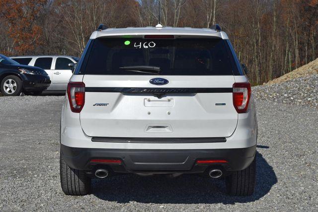 2018 Ford Explorer Sport Naugatuck, Connecticut 3