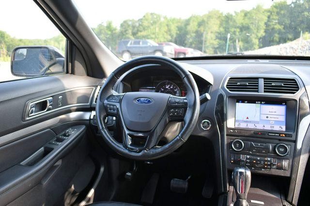 2018 Ford Explorer XLT 4WD Naugatuck, Connecticut 12