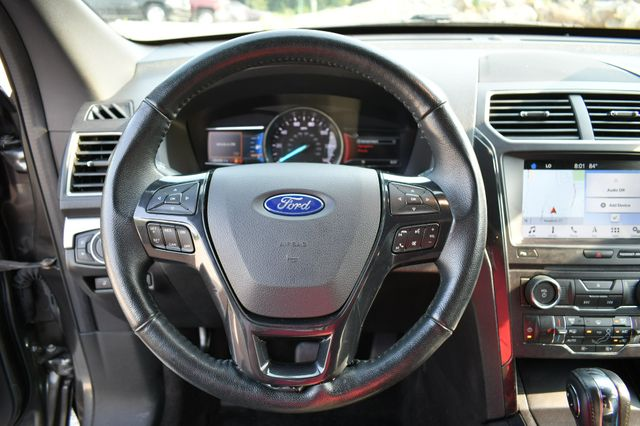 2018 Ford Explorer XLT 4WD Naugatuck, Connecticut 16