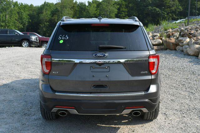 2018 Ford Explorer XLT 4WD Naugatuck, Connecticut 5