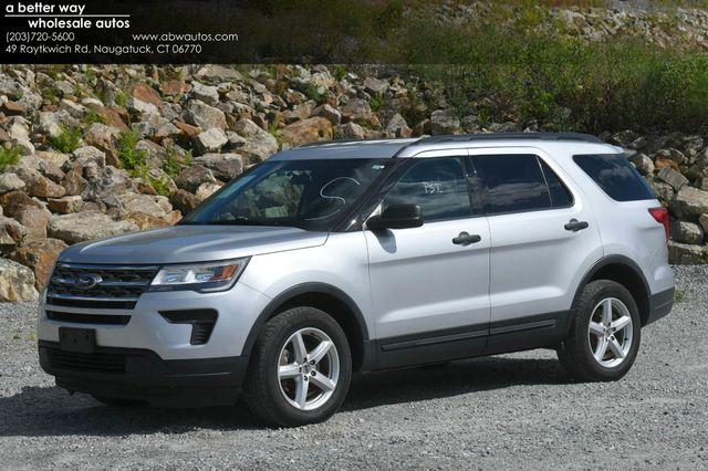 2018 Ford Explorer 4WD Naugatuck, Connecticut