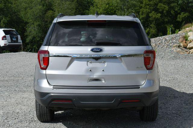 2018 Ford Explorer 4WD Naugatuck, Connecticut 5