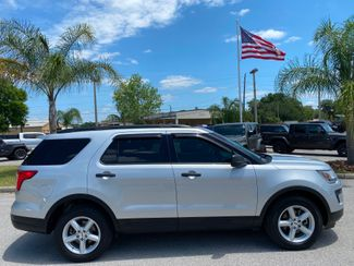 2018 Ford Explorer 4WD CARFAX CERT 1 OWNER 3RD ROW  Plant City Florida  Bayshore Automotive   in Plant City, Florida