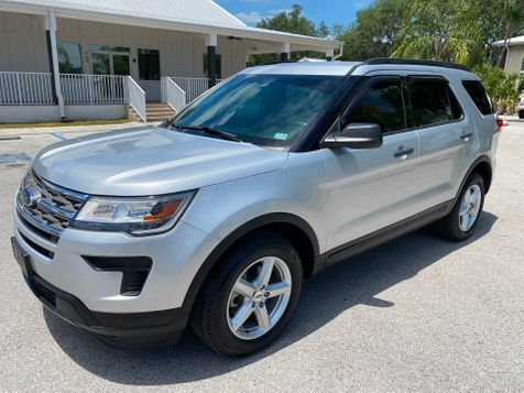 2018 Ford Explorer 4WD CARFAX CERT 1 OWNER 3RD ROW in Plant City, Florida
