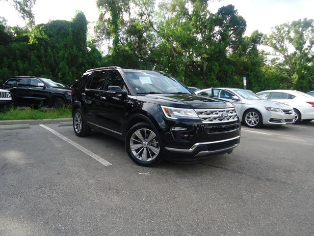 2018 Ford Explorer Limited W/ DUAL MOON ROOF SEFFNER, Florida 11