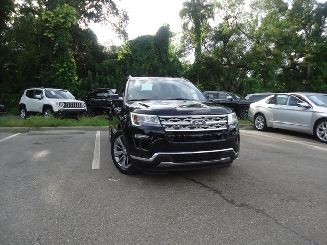 2018 Ford Explorer Limited W/ DUAL MOON ROOF SEFFNER, Florida 12