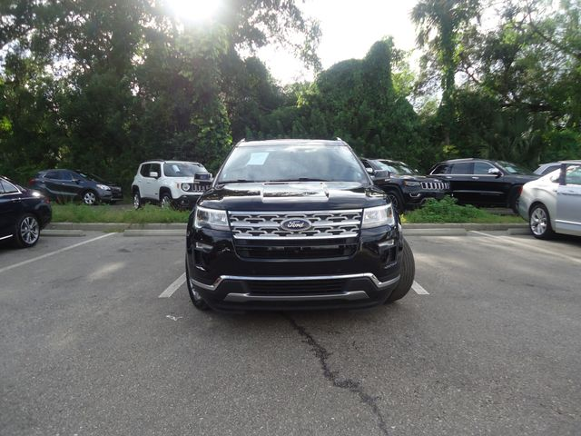 2018 Ford Explorer Limited W/ DUAL MOON ROOF SEFFNER, Florida 13