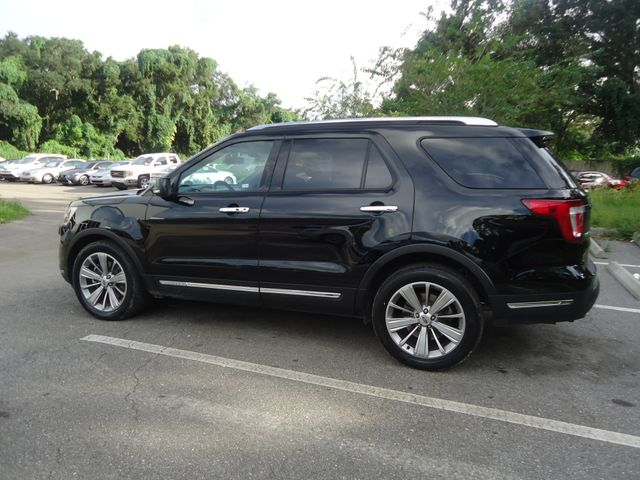 2018 Ford Explorer Limited W/ DUAL MOON ROOF SEFFNER, Florida 14