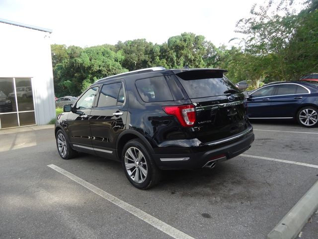 2018 Ford Explorer Limited W/ DUAL MOON ROOF SEFFNER, Florida 15