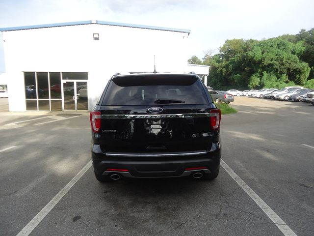 2018 Ford Explorer Limited W/ DUAL MOON ROOF SEFFNER, Florida 16