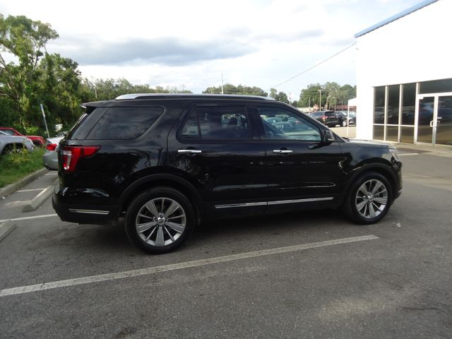 2018 Ford Explorer Limited W/ DUAL MOON ROOF SEFFNER, Florida 17