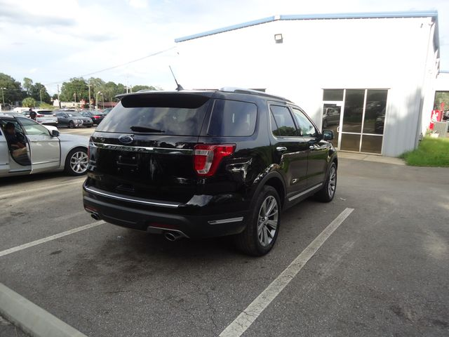 2018 Ford Explorer Limited W/ DUAL MOON ROOF SEFFNER, Florida 18