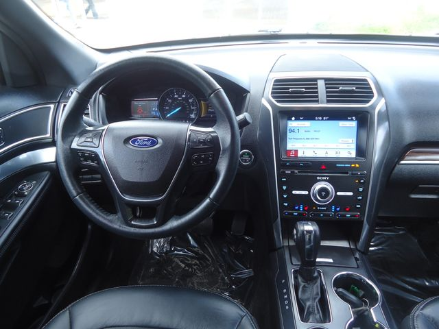 2018 Ford Explorer Limited W/ DUAL MOON ROOF SEFFNER, Florida 30
