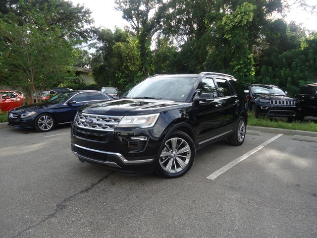 2018 Ford Explorer Limited W/ DUAL MOON ROOF SEFFNER, Florida 7