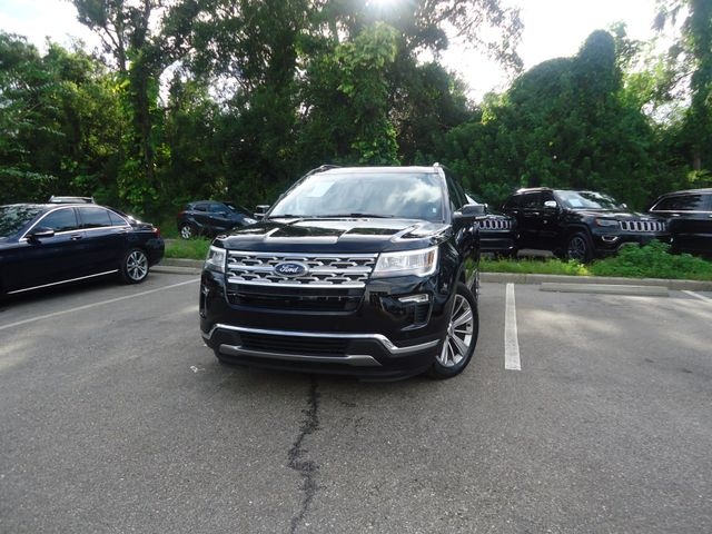 2018 Ford Explorer Limited W/ DUAL MOON ROOF SEFFNER, Florida 8