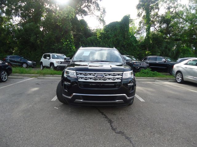 2018 Ford Explorer Limited W/ DUAL MOON ROOF SEFFNER, Florida 9