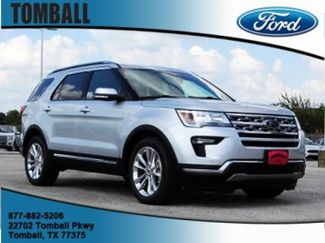 2018 Ford Explorer Limited in Tomball TX, 77375