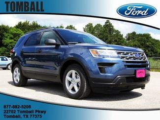 2018 Ford Explorer Base in Tomball, TX 77375