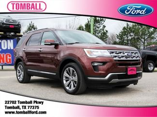 2018 Ford Explorer Limited in Tomball, TX 77375