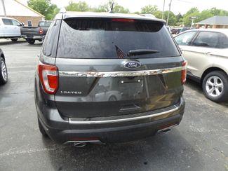 2018 Ford Explorer Limited Warsaw, Missouri 2