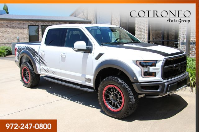 2018 Ford F-150 Raptor Roush SuperCrew 4WD in Addison TX, 75001