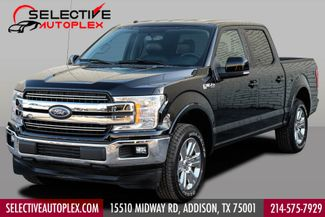 2018 Ford F-150 Lariat in Addison, TX 75001