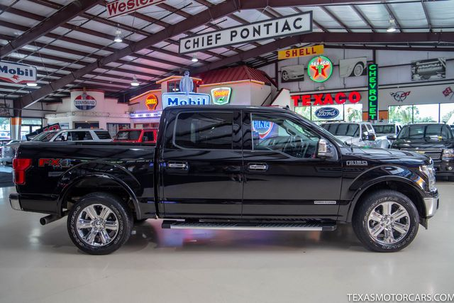 2018 Ford F-150 LARIAT in Addison, Texas 75001