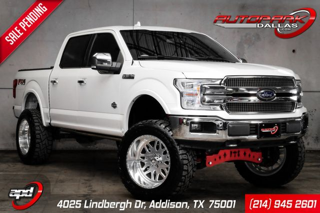 2018 Ford F-150 King Ranch Lifted w/ American Force Wheels in Addison, TX 75001