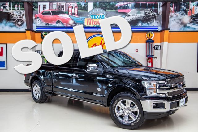 2018 Ford F-150 King Ranch 4x4
