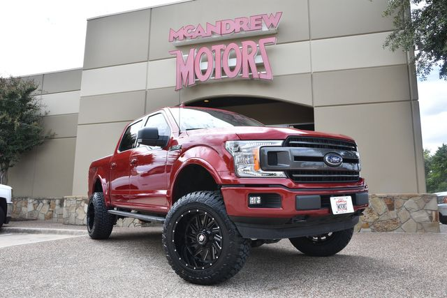 2018 Ford F-150 Crew Cab 4x4 XLT CENTRAL ALPS
