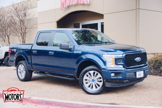2018 Ford F-150 Crew Cab STX 4x4 in Arlington, Texas 76013