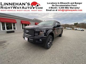2018 Ford F-150 LARIAT in Bangor, ME 04401