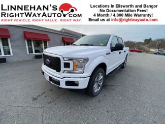 2018 Ford F-150 XLT in Bangor, ME 04401