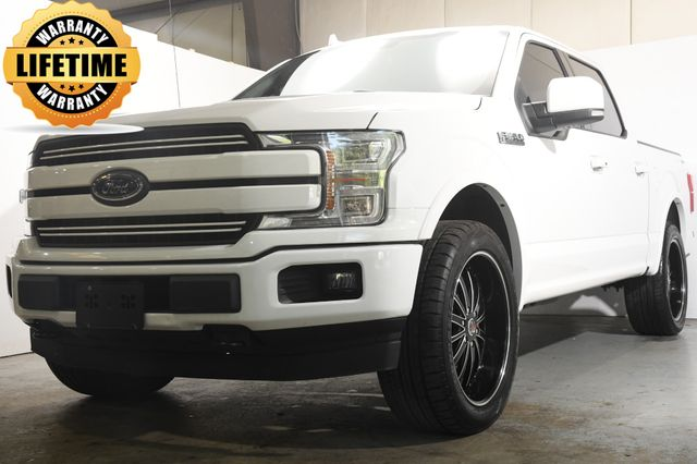 2018 Ford F-150 LARIAT w/ Safety Tech