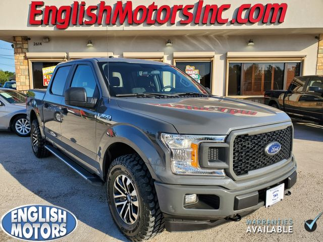 2018 Ford F-150 STX 4X4 in Brownsville, TX 78521