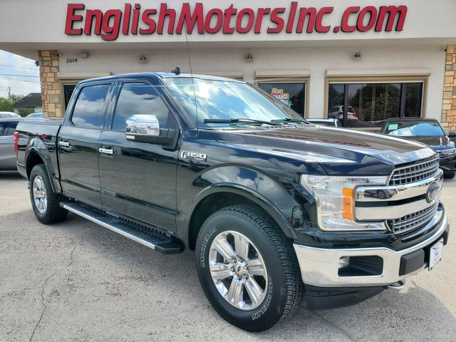 2018 Ford F-150 LARIAT in Brownsville, TX 78521