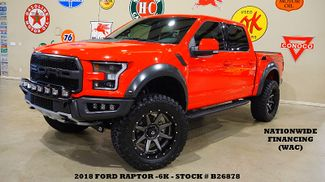 2018 Ford F-150 Raptor 4X4 MSRP 70K,LIFTED,RIGID LEDS,FUEL 22'S,6K in Carrollton TX, 75006