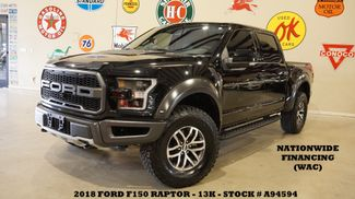 2018 Ford F-150 Raptor 4X4 PANO ROOF,NAV,360 CAM,HTD/COOL LTH,13K in Carrollton, TX 75006