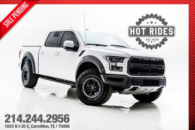 2018 Ford F-150 SVT Raptor in Carrollton, TX 75006