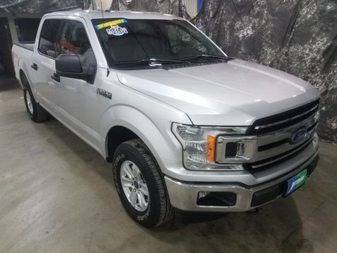 2018 Ford F-150  Crew  4x4 XLT in Dickinson, ND