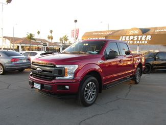 2018 Ford F-150 Crew Cab XLT Sport 4X4 in Costa Mesa, California 92627