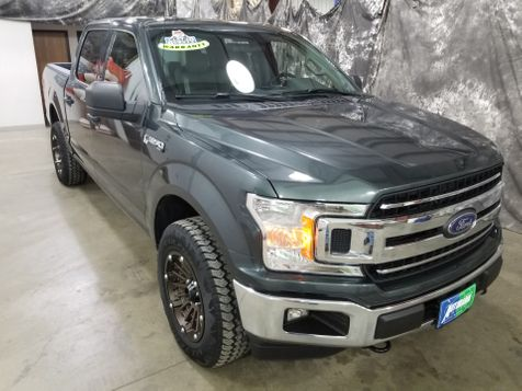 2018 Ford F-150 XLT 3.5 Ecoboost 4x4 in Dickinson, ND