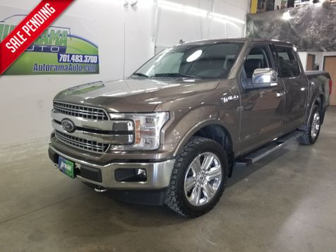 2018 Ford F-150 LARIAT Crew 5.0 4x4 in Dickinson, ND