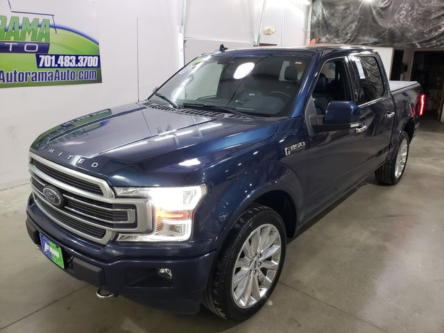 2018 Ford F-150 Limited in Dickinson, ND 58601
