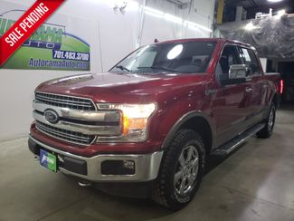 2018 Ford F-150 LARIAT Warranty in Dickinson, ND 58601